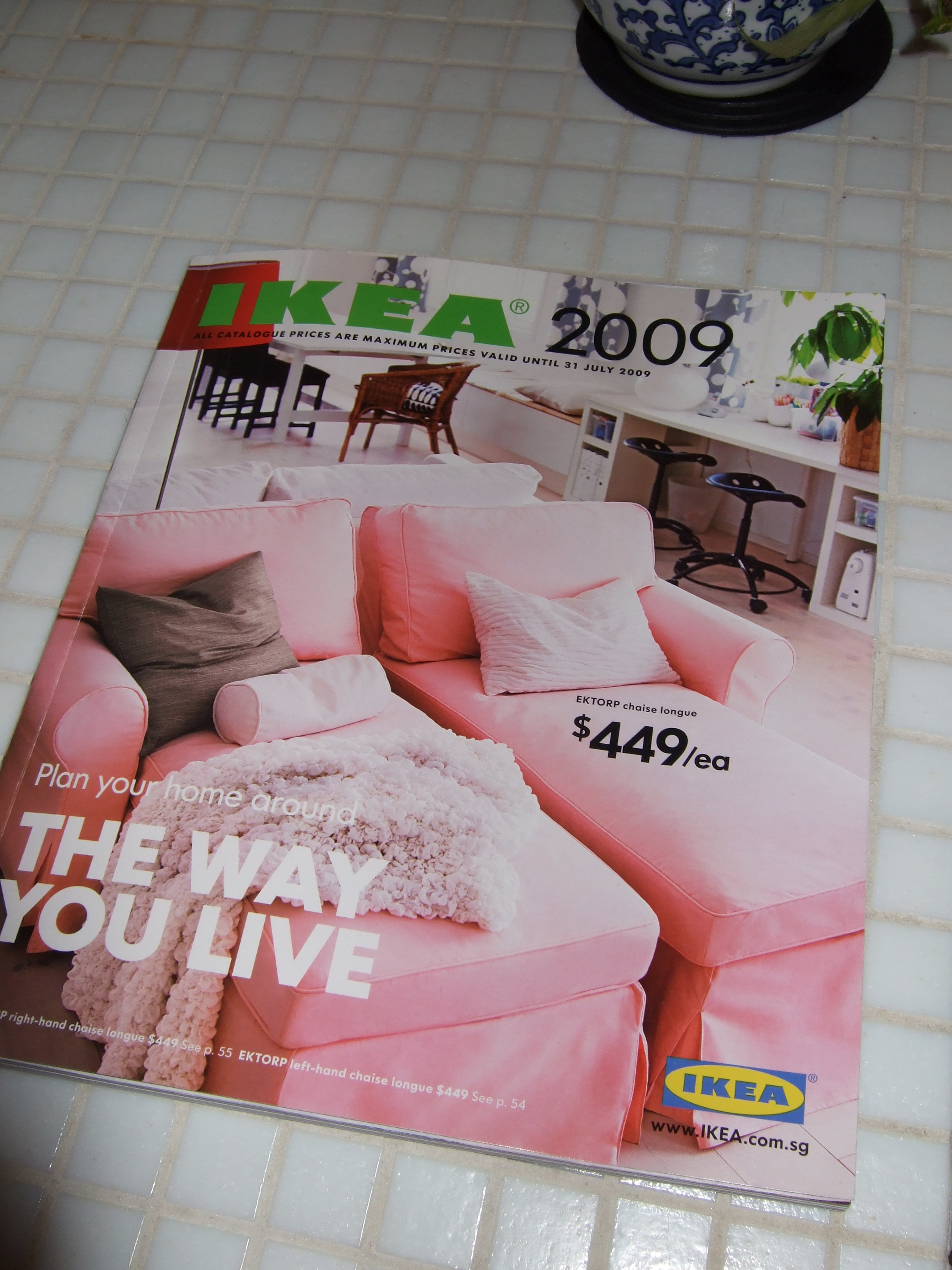 Ikea Catalogue 2009 august | 2008 | beerkaki